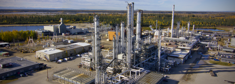 Flint Hills refinery North Pole AK